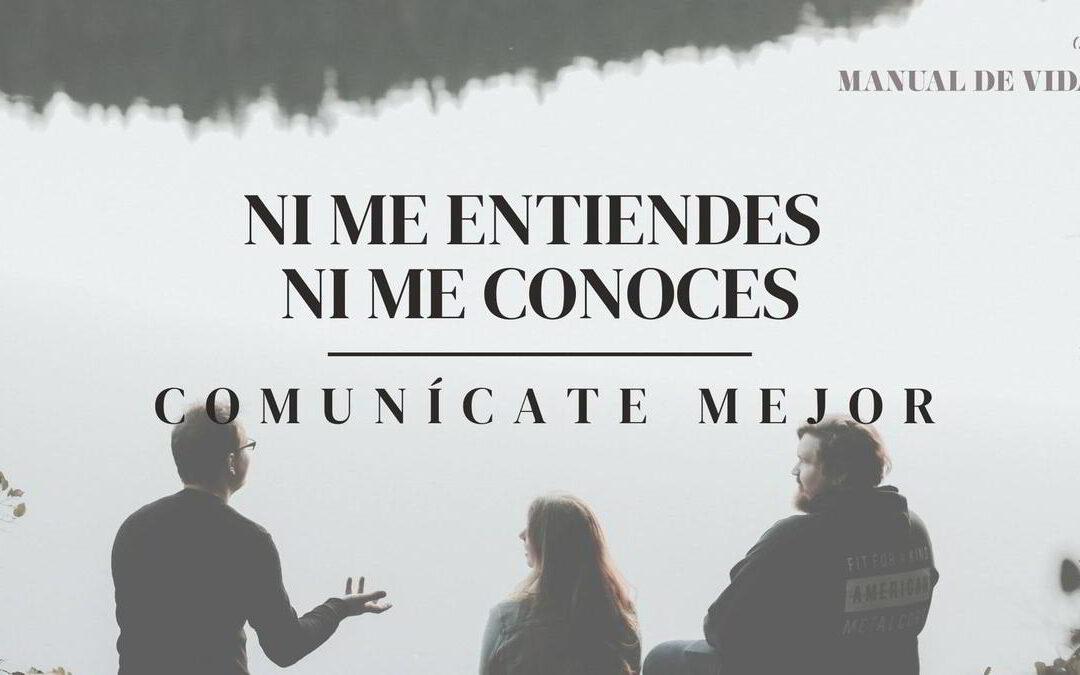 Aprende a comunicarte mejor | Manual de Vida (Sin Filtro) PODCAST