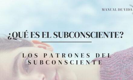 ¿Qué es el Subconsciente? | MANUAL DE VIDA (SIN FILTRO) PODCAST